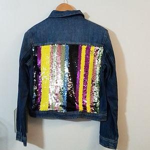 New! Htrailz Denim Jacket